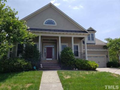 Chatham County Rental Pending: 12037 Wicker Drive