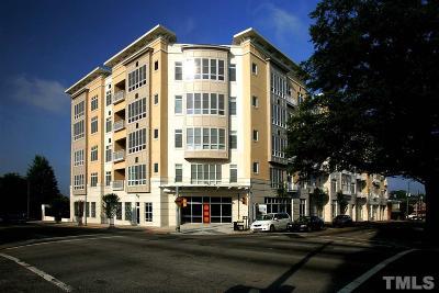 Raleigh Condo For Sale: 317 W Morgan Street #210