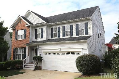 Raleigh Single Family Home For Sale: 4816 Dresden Village Court