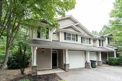 Raleigh Townhouse Contingent: 6301 Grove Estates Terrace