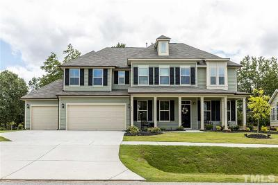 Youngsville Single Family Home For Sale: 575 Long View Drive