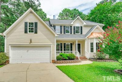 Cary Single Family Home Pending: 108 Lewey Stone Court