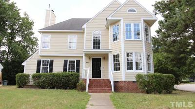 Raleigh Single Family Home For Sale: 2329 Fields Of Broadlands Drive