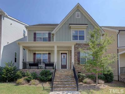 Cary Single Family Home For Sale: 3929 Overcup Oak Lane