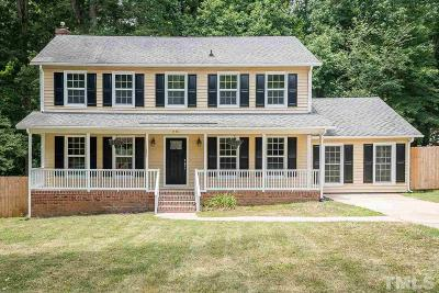 Cary Single Family Home For Sale: 1430 Elgin Court