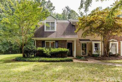 Cary Townhouse Pending: 224 Colonial Townes Court