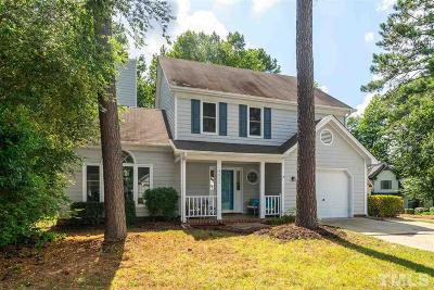 Raleigh Single Family Home For Sale: 5512 Edgebury Road