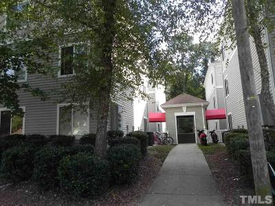 Raleigh Condo For Sale: 1321 Crab Orchard Drive #304