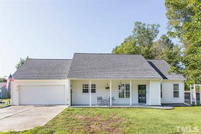 Apex Single Family Home Contingent: 214 Quisisana Road