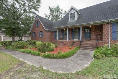 Lee County Single Family Home For Sale: 111 W Lake Drive