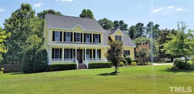 Raleigh Single Family Home For Sale: 3213 Oaklyn Springs Drive