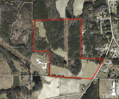 Wake County Residential Lots & Land For Sale: 3705 Marks Creek Road