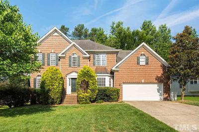Chapel Hill Single Family Home For Sale: 306 Palafox Drive