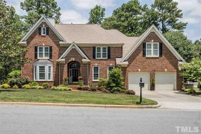 Wake County, Durham County, Orange County, Chatham County Single Family Home For Sale: 323 Hogans Valley Way