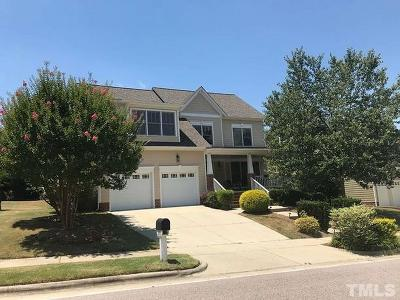 Cary Single Family Home For Sale: 1008 Grogans Mill Drive
