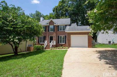 Wake Forest Single Family Home Contingent: 909 Amersham Lane