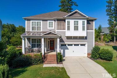 Woodcreek Single Family Home For Sale: 112 Buxtonwood Place