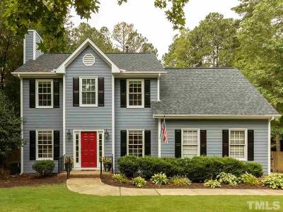Cary Single Family Home Contingent: 205 West Hill Drive