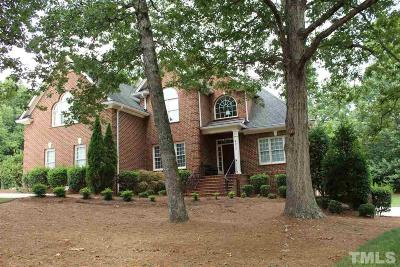 Raleigh Single Family Home For Sale: 4017 English Laurel Lane