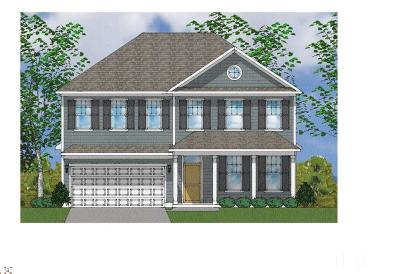 Wake Forest Single Family Home Pending: 2837 Thurman Dairy Loop #Lot 40