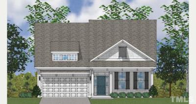 Wake Forest Single Family Home Pending: 2929 Thurman Dairy Loop #Lot 32