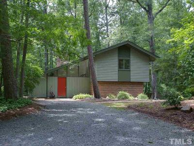Durham Single Family Home For Sale: 2722 McDowell Road