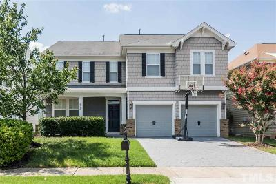Wake County Single Family Home For Sale: 424 Otter Cliff Way