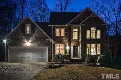 Wake County Single Family Home For Sale: 12205 Glenlivet Way