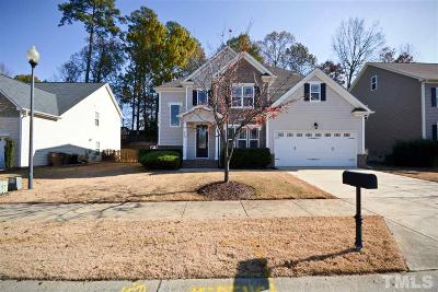Wake Forest Single Family Home For Sale: 805 Richland Ridge Drive