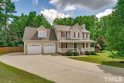 Willow Spring(S) NC Single Family Home For Sale: $269,900
