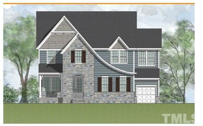Durham County Single Family Home Pending: 1110 Valley Rose Way