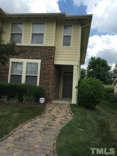 Cary Rental For Rent: 1011 Freeport Drive