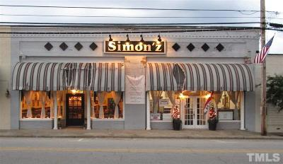 Harnett County Commercial For Sale: 27 S Broad Street