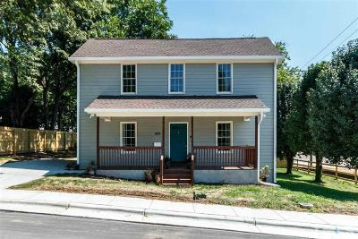 Durham County Single Family Home For Sale: 1109 Worth Street