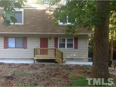 Cary Rental For Rent: 629 Branniff Drive