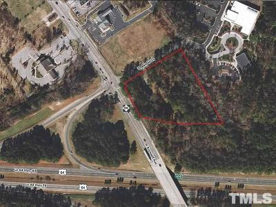 Zebulon Commercial Lots & Land For Sale: 1106 N Arendell Avenue
