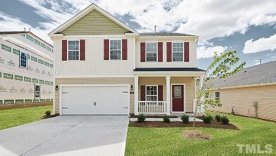 Wendell Single Family Home For Sale: 1137 Ibis Walk Drive