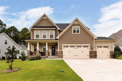 Harnett County Single Family Home For Sale: 73 Skipping Water Drive #300