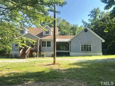 Rougemont Single Family Home For Sale: 35 Fire Tower Drive