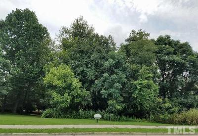 Wake County Residential Lots & Land For Sale: 2527 Village Manor Way
