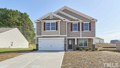 Creedmoor Single Family Home For Sale: 2702 Spring Valley Drive