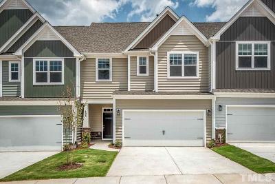 Durham Rental For Rent: 405 Shale Creek Drive