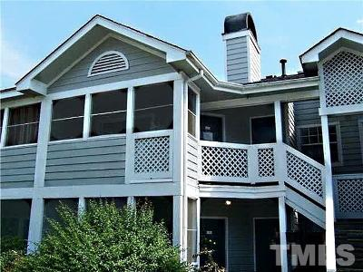 Wake County Rental For Rent: 4911 Hollenden Drive #202