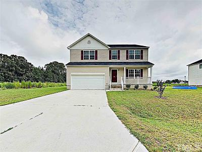 Johnston County Rental For Rent: 240 Badger Pass Drive