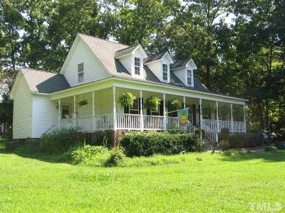 Johnston County Single Family Home For Sale: 314 Davis Farm Drive