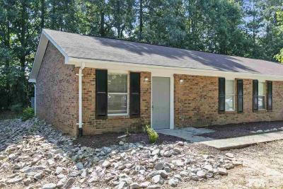 Wake County, Durham County, Orange County Multi Family Home Pending: 1908 Peach Creek Court