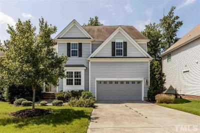 Wake County Rental For Rent: 1202 Justice Walk Avenue