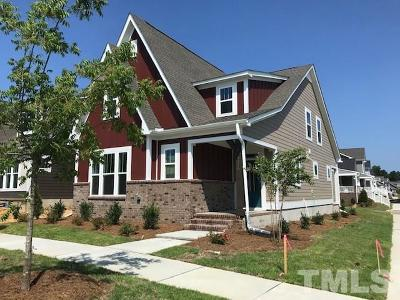 Wake County Rental For Rent: 5425 Advancing Avenue