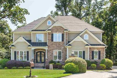 Raleigh Single Family Home For Sale: 3004 Dogwood Valley Court