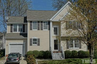 Wake County Rental For Rent: 107 Newton Grove Road
